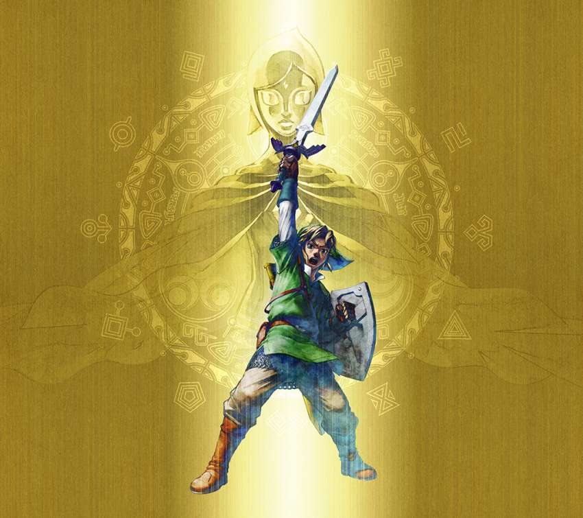 Zelda Wallpapers: The Legend Of Zelda: Skyward Sword Wallpapers Or Desktop