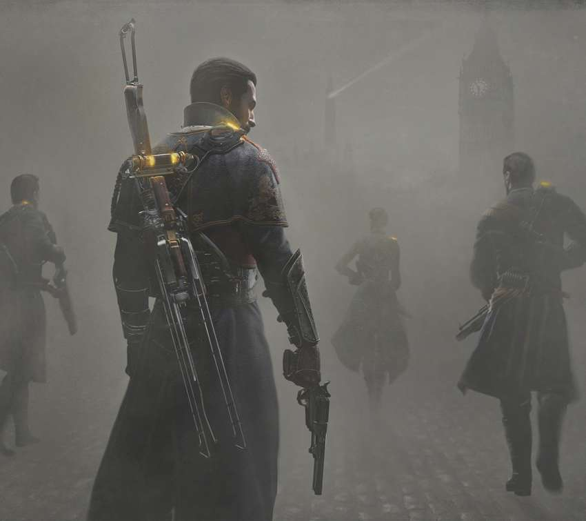 The Order: 1886 Mobile Horizontal wallpaper or background