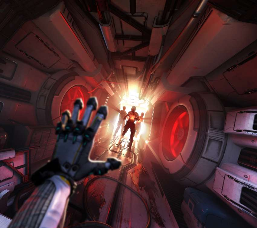 The Persistence Mobile Horizontal wallpaper or background