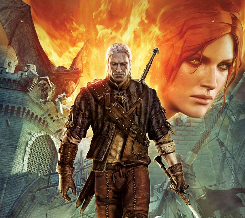 The Witcher 2: Assassins of Kings - Enhanced Edition wallpaper or background