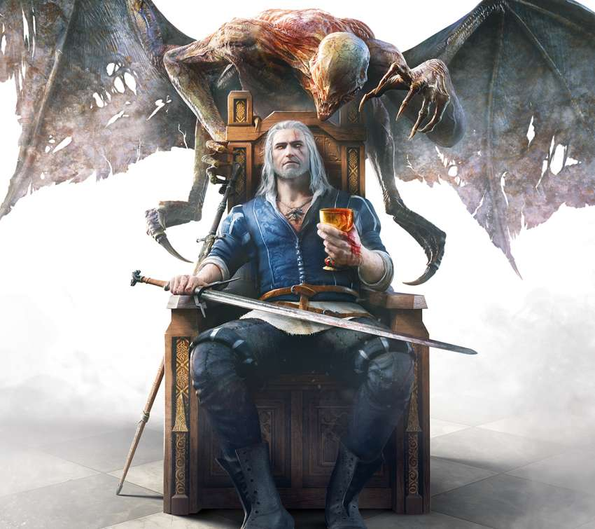 The Witcher 3: Wild Hunt - Blood and Wine Mobile Horizontal wallpaper or background