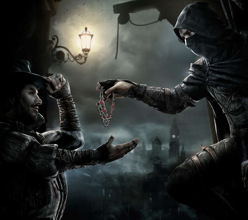 Thief wallpaper or background
