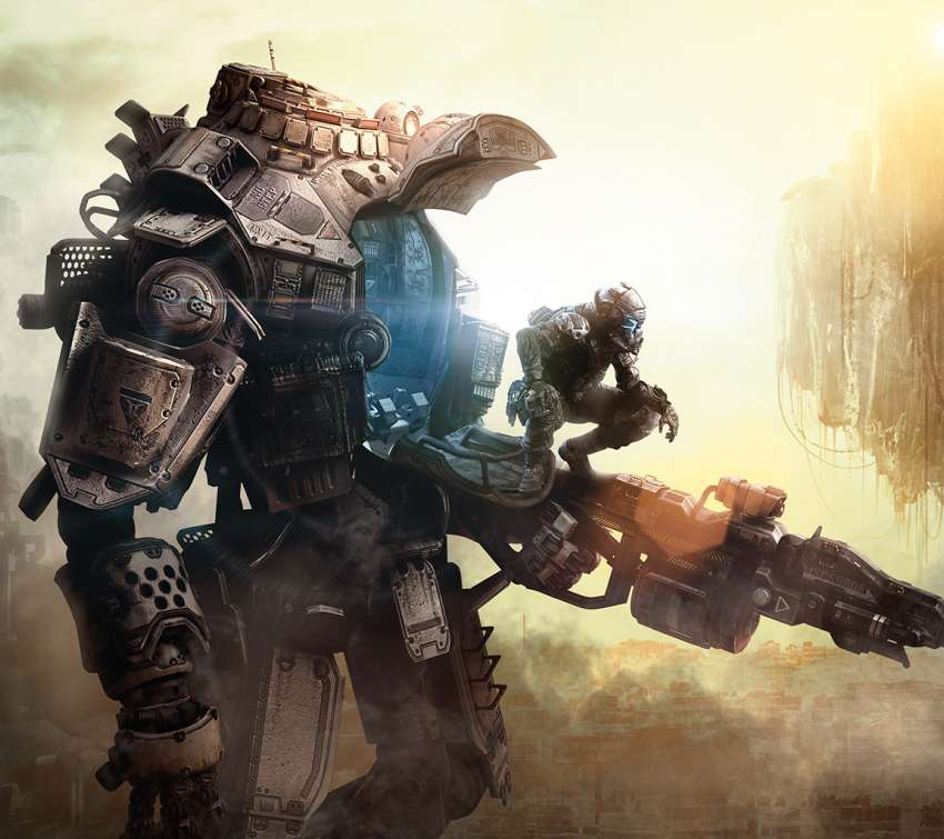 Titanfall Mobile Horizontal wallpaper or background