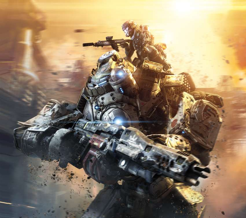 Titanfall wallpaper or background