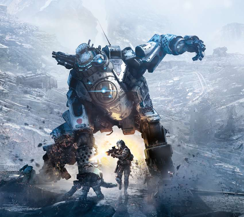 Titanfall wallpapers or desktop backgrounds - Epic titanfall 2 wallpapers ...