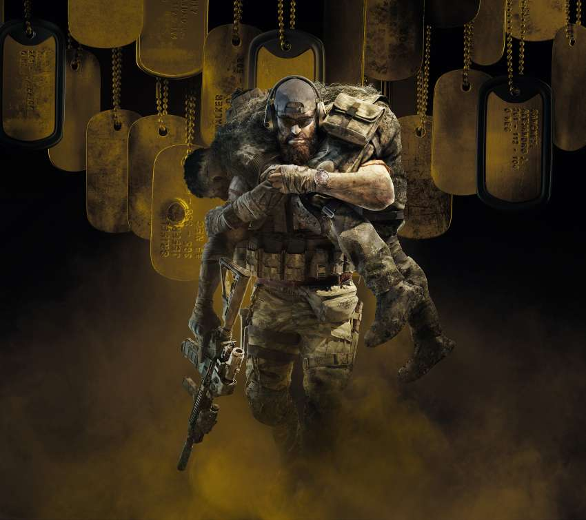 Tom Clancy's Ghost Recon Breakpoint Mobile Horizontal wallpaper or background