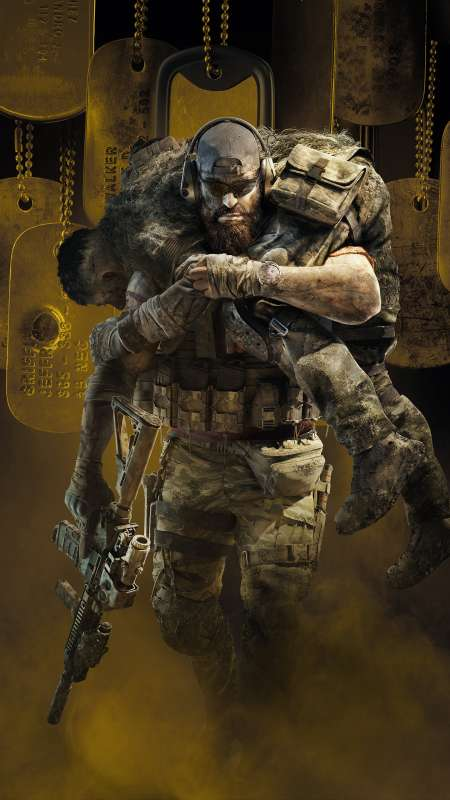 Tom Clancy's Ghost Recon Breakpoint Mobile Vertical wallpaper or background