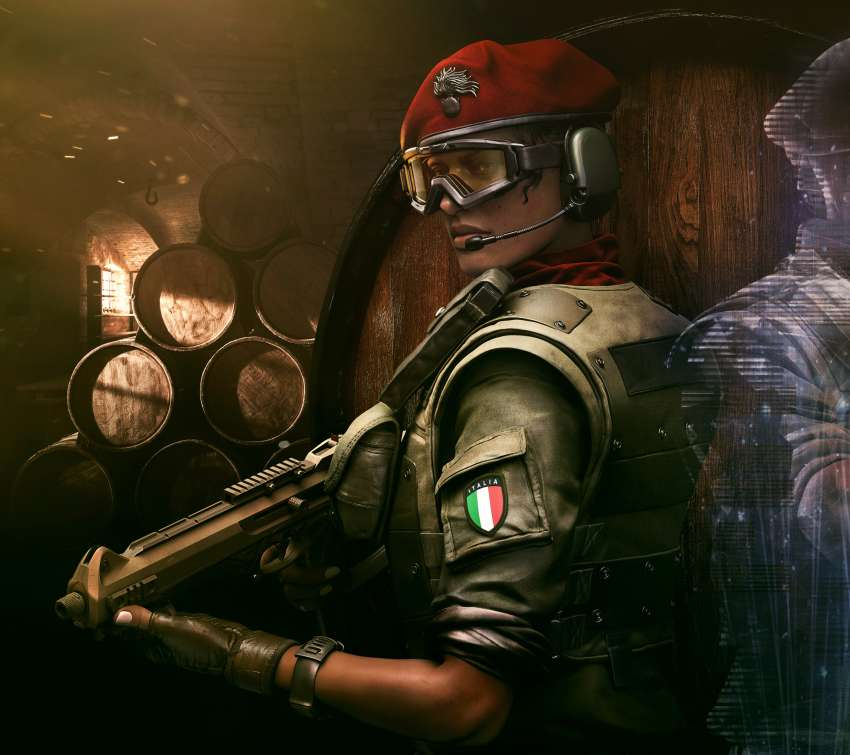 Tom Clancy's Rainbow Six: Siege - Operation Para Bellum Mobile Horizontal wallpaper or background