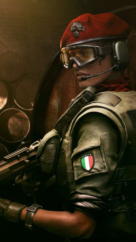 Tom Clancy's Rainbow Six: Siege - Operation Para Bellum Mobile Vertical wallpaper or background