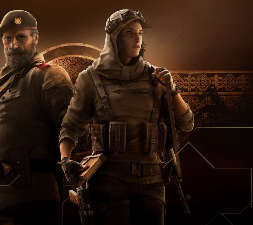 Tom Clancy's Rainbow Six: Siege - Operation Wind Bastion Mobile Horizontal wallpaper or background