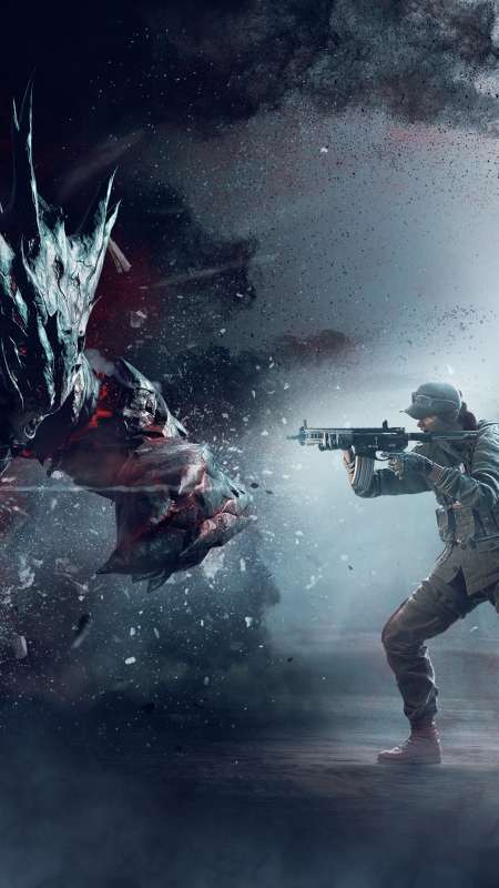 Tom Clancy S Rainbow Six Siege Outbreak Wallpapers Or