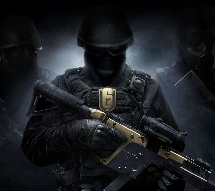 Tom Clancy's Rainbow Six: Siege Mobile Horizontal wallpaper or background