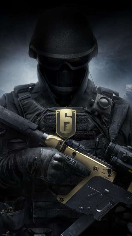 Tom Clancy's Rainbow Six: Siege Mobile Vertical wallpaper or background