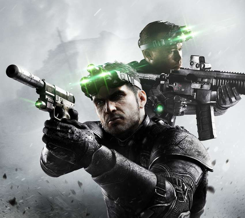 Tom Clancy's Splinter Cell: Blacklist Mobile Horizontal wallpaper or background
