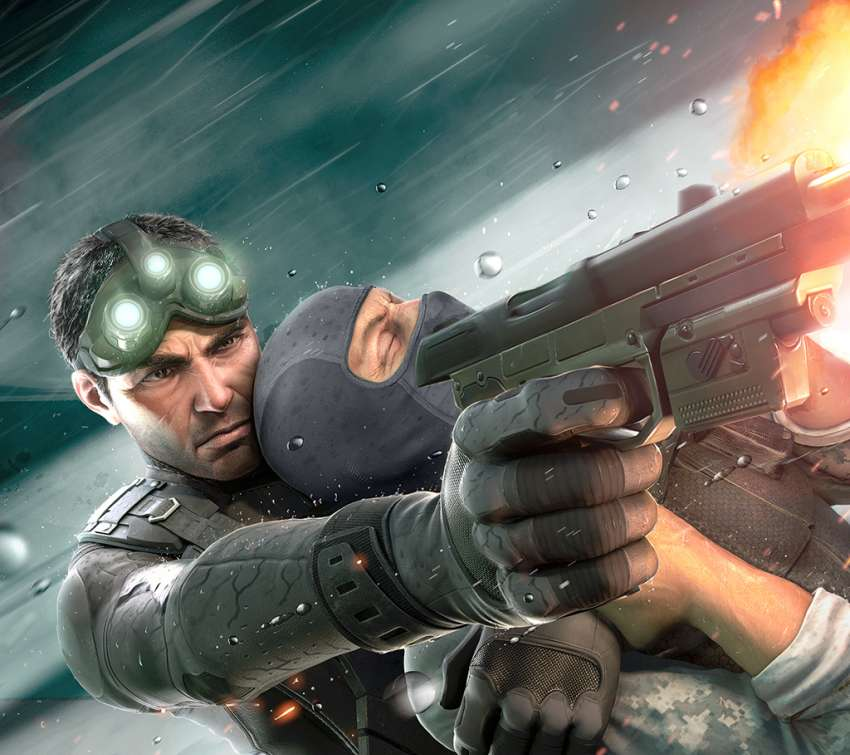 Tom Clancy's Splinter Cell Chaos Theory wallpaper or background
