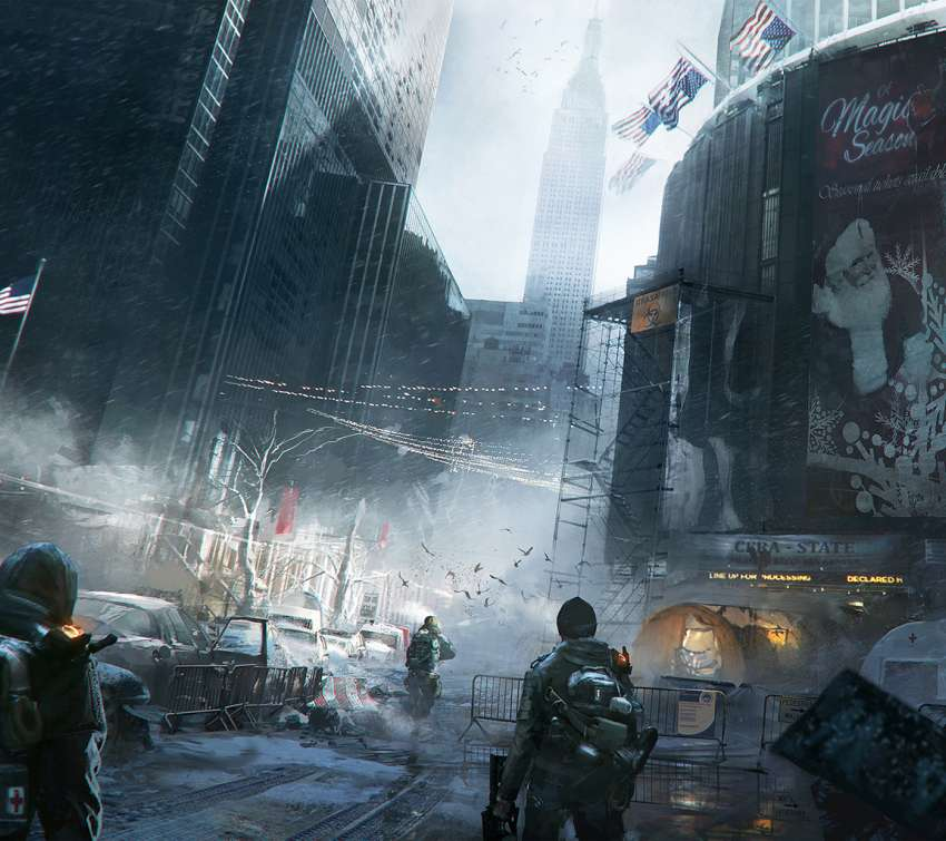 Tom Clancy's The Division wallpaper or background