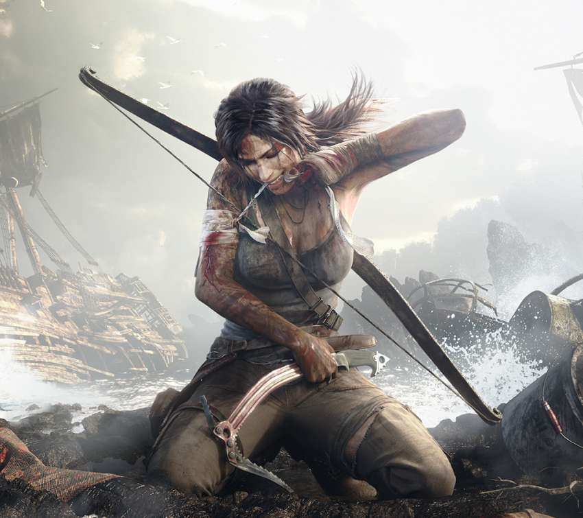 Tomb Raider wallpaper or background