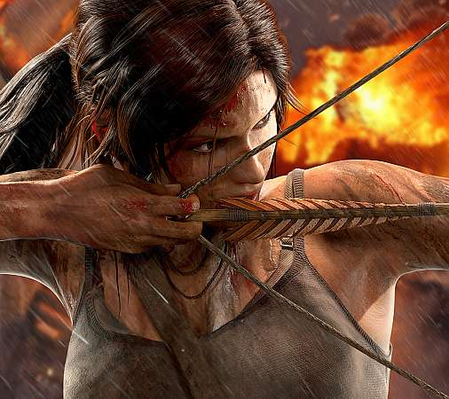 Tomb Raider Mobile Horizontal wallpaper or background