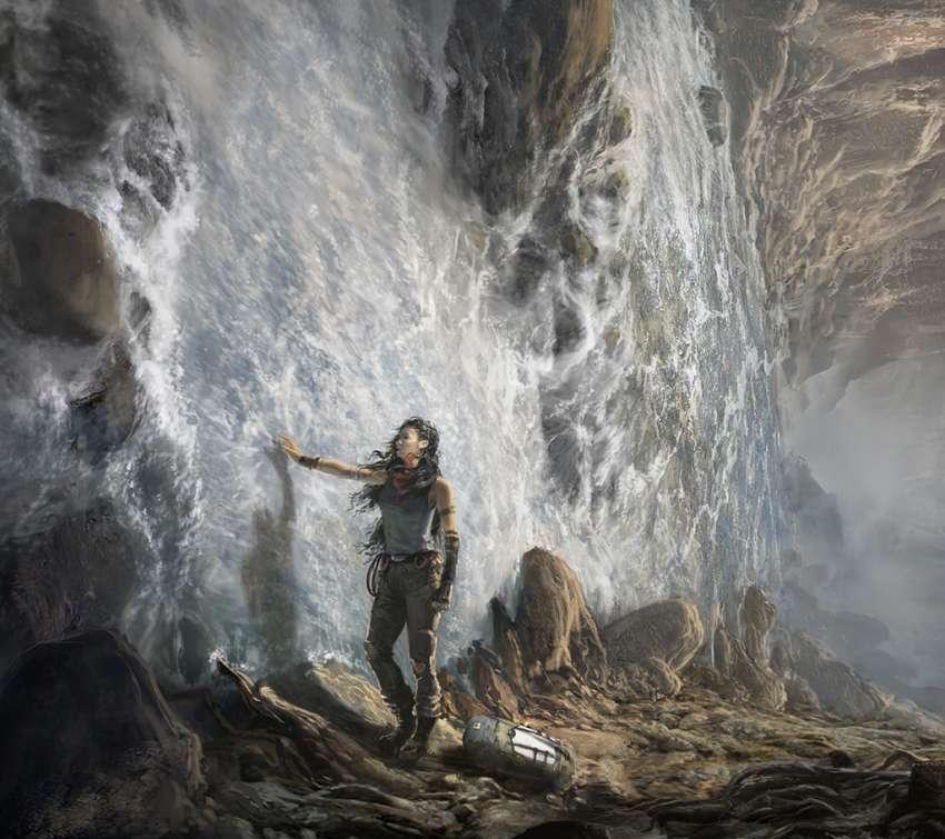 Tomb Rider Wallpaper: Tomb Raider Fan Art Wallpapers Or Desktop Backgrounds