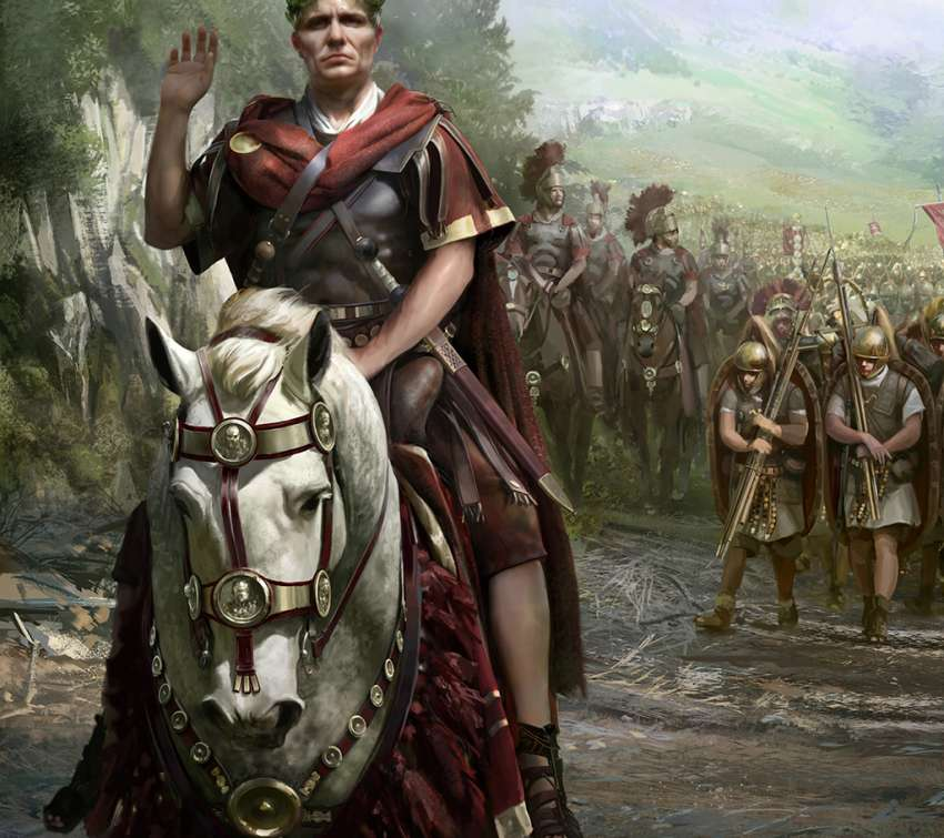 Total War: Rome 2 - Caesar in Gaul wallpaper or background