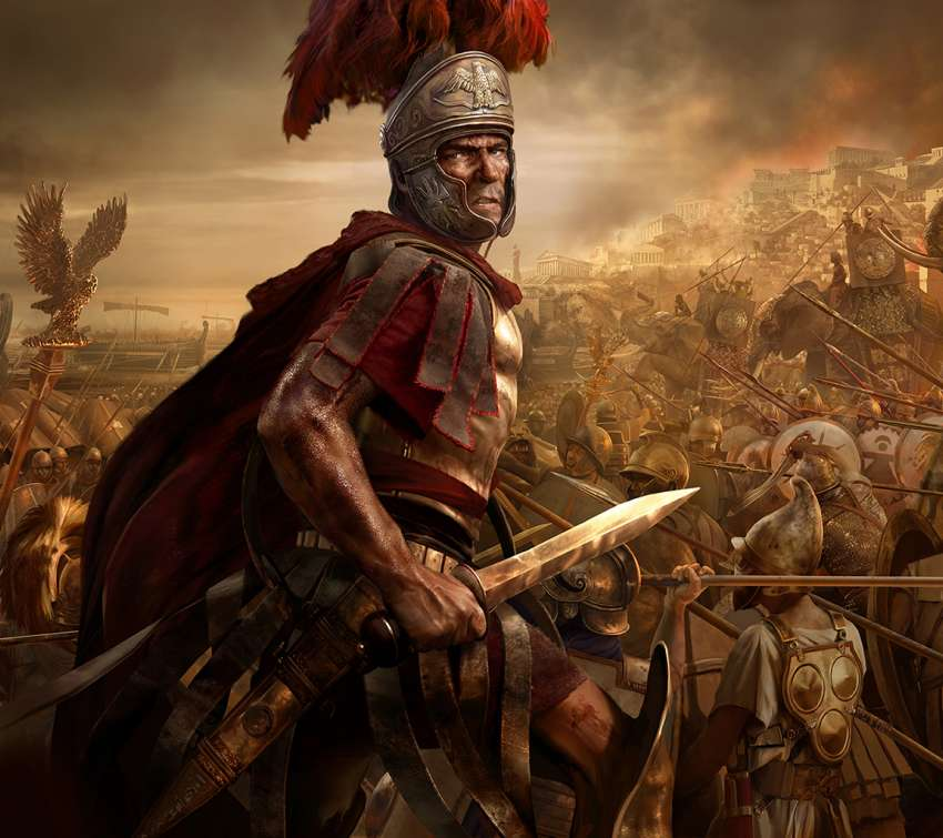 Total War: Rome 2 Mobile Horizontal wallpaper or background