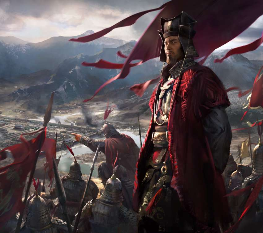 Total War: Three Kingdoms Mobile Horizontal wallpaper or background