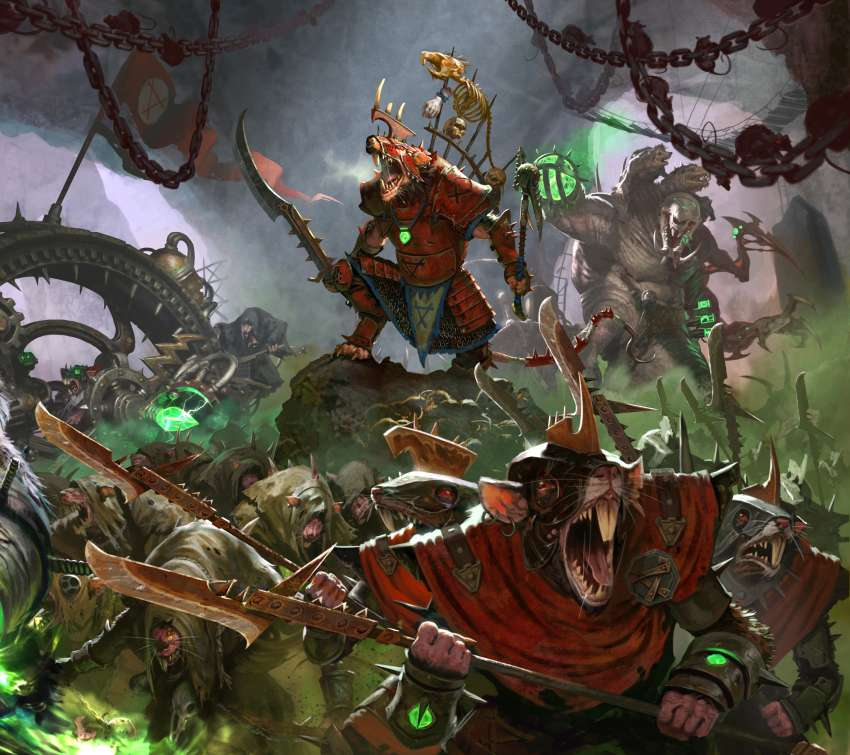 Total War: Warhammer 2 wallpaper or background
