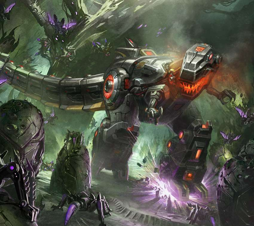 Transformers: Fall of Cybertron wallpaper or background