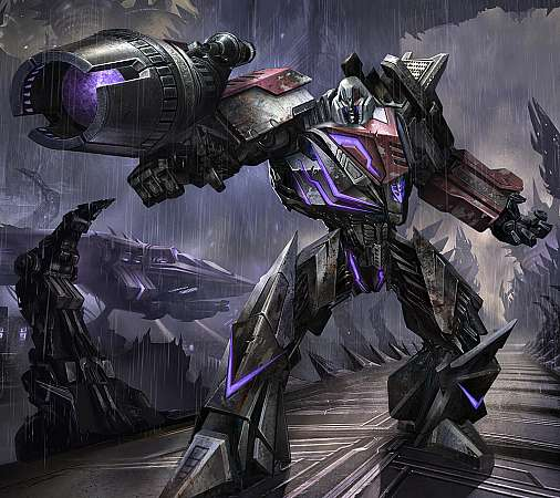 Transformers: War for Cybertron Mobile Horizontal wallpaper or background