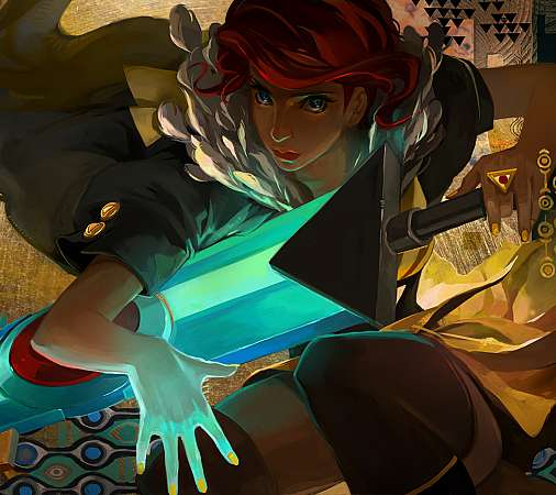 Transistor Mobile Horizontal wallpaper or background