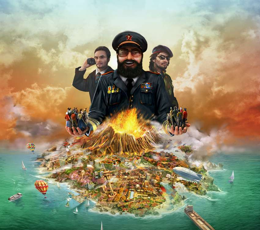 Tropico 4 wallpaper or background