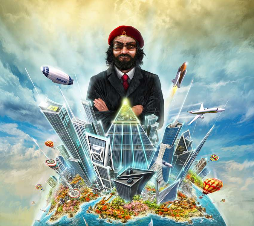 Tropico 4: Modern Times wallpaper or background