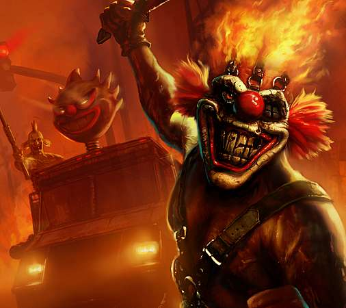 Twisted Metal Mobile Horizontal wallpaper or background