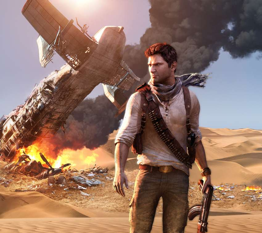 Uncharted 3: Drake's Deception wallpaper or background