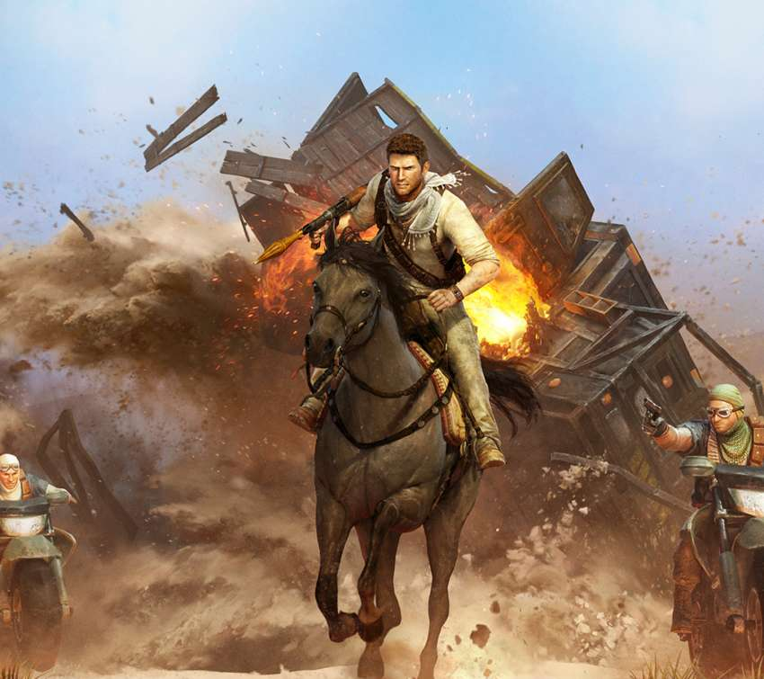 Uncharted Wallpaper: Uncharted 3 Game Script: Software Free Download