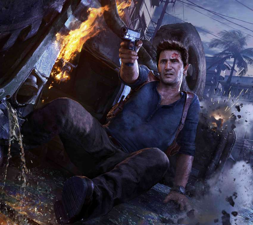 Uncharted 4: A Thief's End Wallpapers Or Desktop Backgrounds