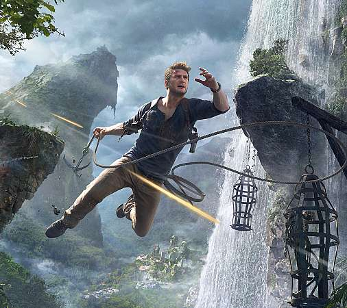 Uncharted 4: A Thief's End Mobile Horizontal wallpaper or background