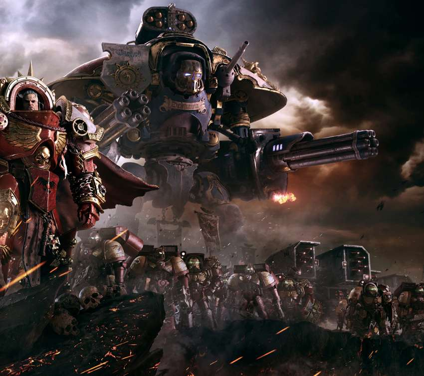 Warhammer 40,000: Dawn of War 3 wallpaper or background