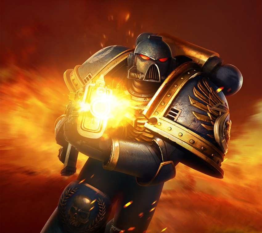 Warhammer 40,000: Space Marine wallpaper or background