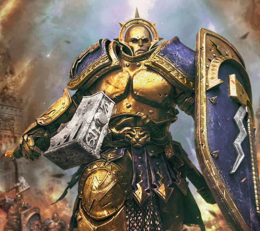 Warhammer: Age of Sigmar Mobile Horizontal wallpaper or background