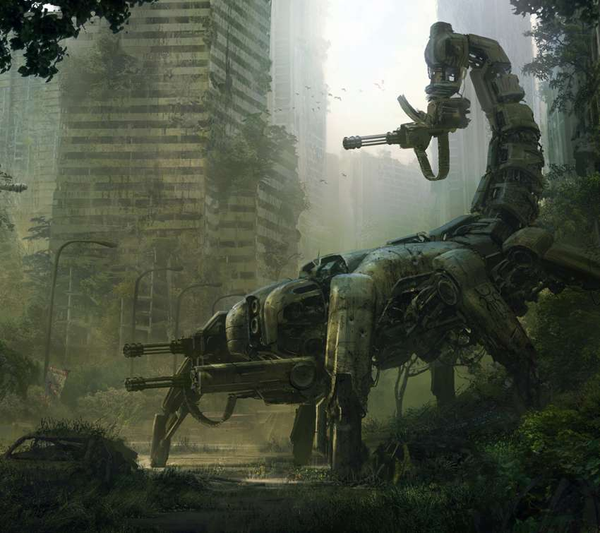 Wasteland 2 Mobile Horizontal wallpaper or background