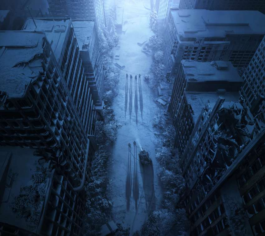 Wasteland 3 Mobile Horizontal wallpaper or background