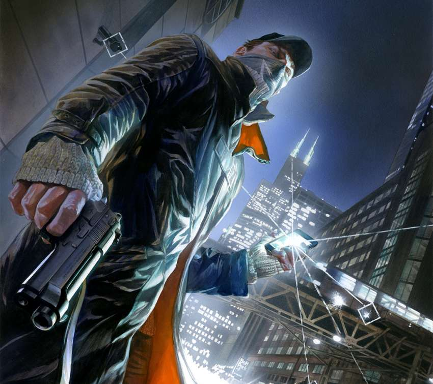 Watch Dogs Mobile Horizontal wallpaper or background