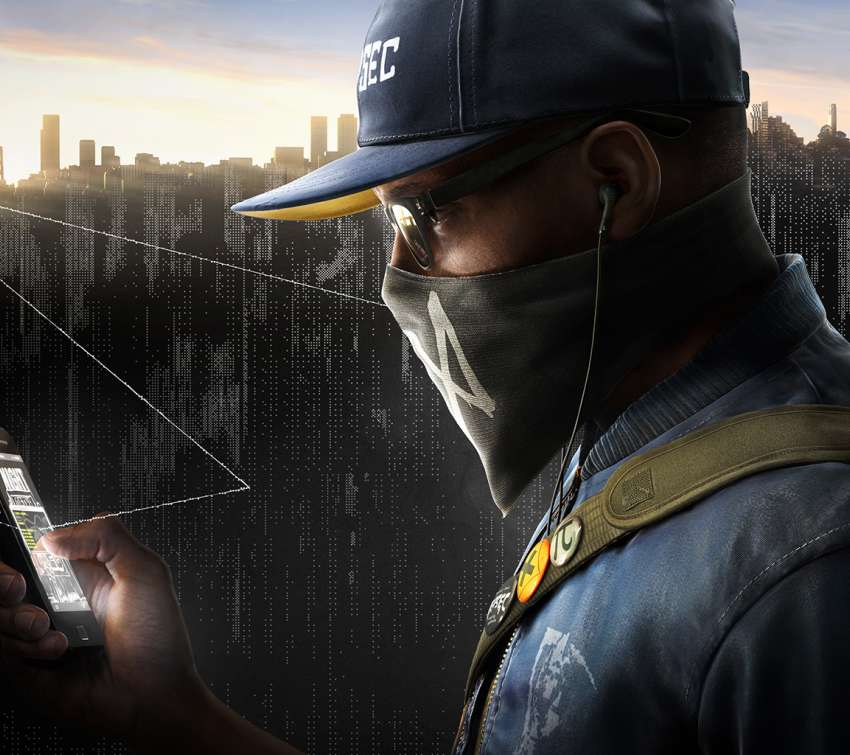 Watch Dogs 2 Mobile Horizontal wallpaper or background