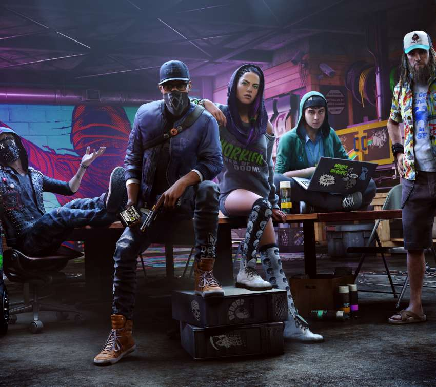 Watch Dogs 2 Wallpapers Or Desktop Backgrounds