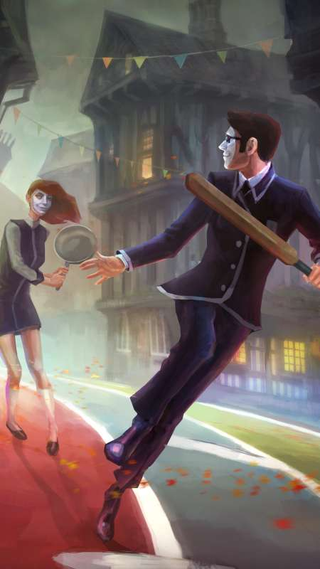 We Happy Few Mobile Vertical wallpaper or background
