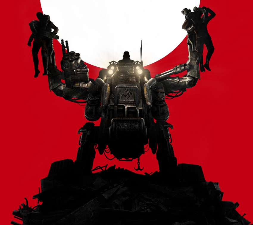 Wolfenstein: The New Order Mobile Horizontal wallpaper or background