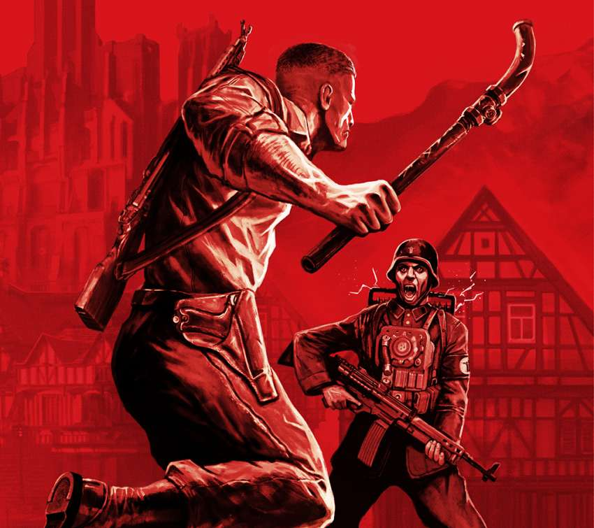 Wolfenstein: The Old Blood wallpaper or background