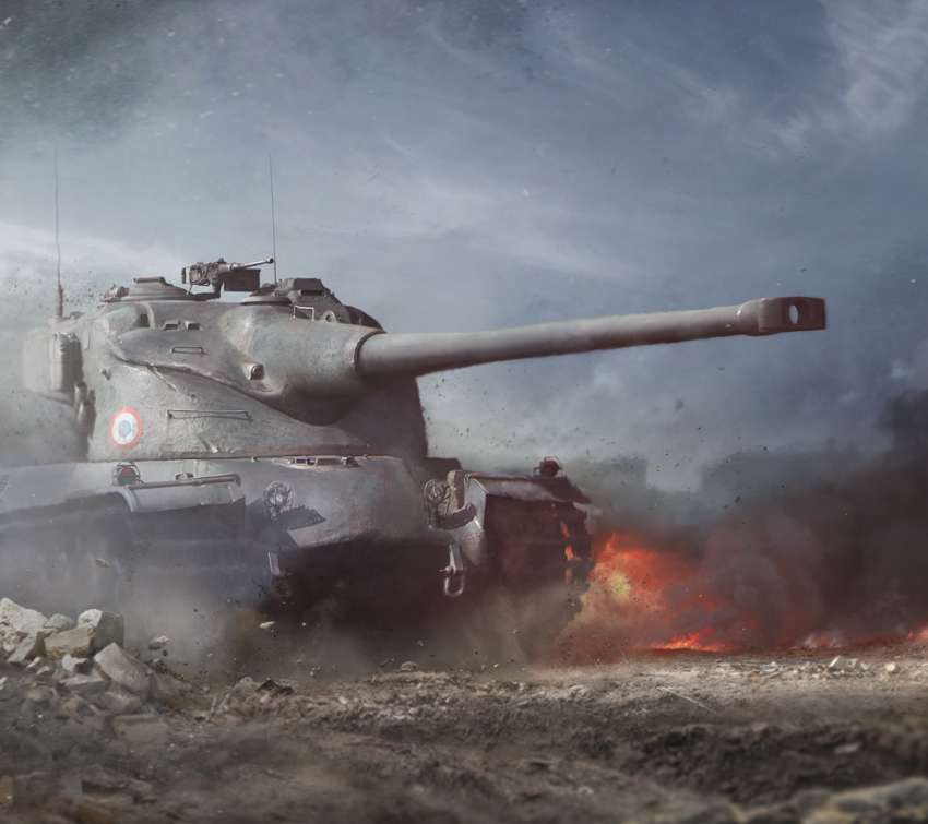World of Tanks Mobile Horizontal wallpaper or background