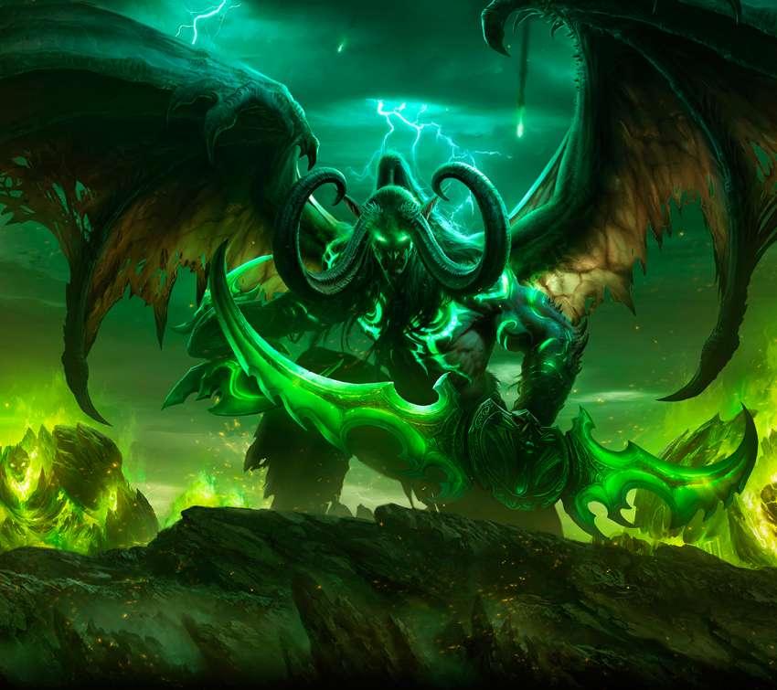 world of warcraft legion wallpapers or desktop backgrounds